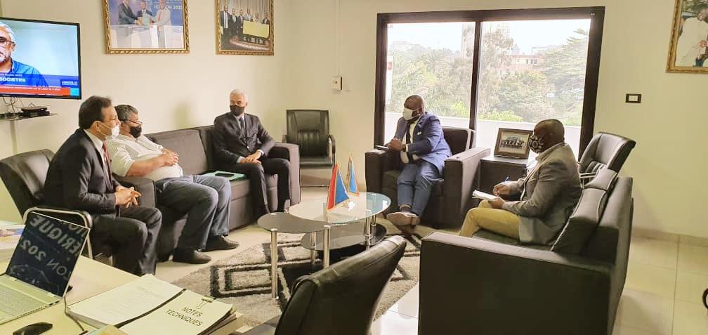 L'EPPM SA en charge de l'extraction de gaz et la production d'électricité au Kivu propose aussi un accompagnement numérique en RDC.