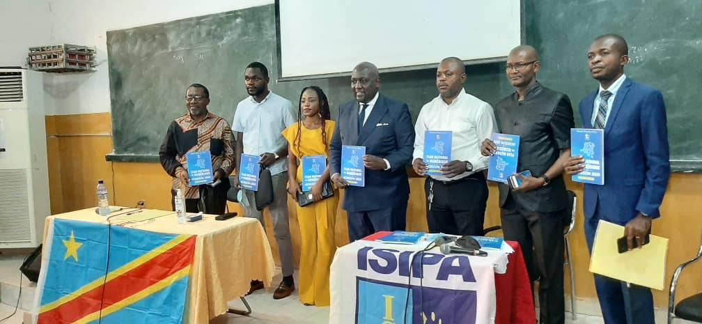 Visite de l'ISIPA et conférence-débat : « Le numérique comme moyen de développement de la République Démocratique du Congo »